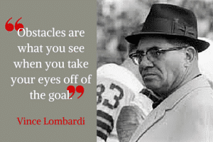 Build A Winning Sales Team Using Vince Lombardi's Tips for Overcoming Top Selling Mistakes