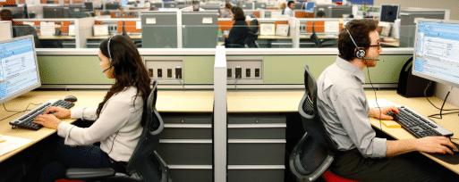 Call center sales training management practices