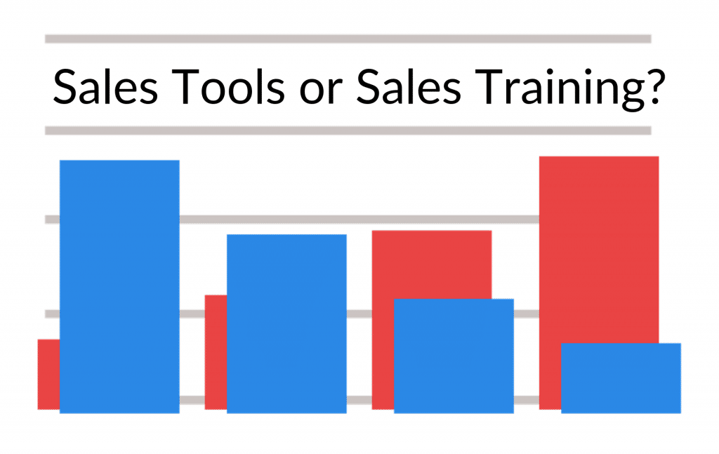 How Do I Know If I Need Sales Tools or Sales Training?